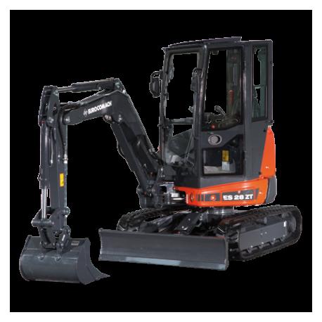 Mini-excavator ES-28 ZT