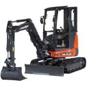 Mini-excavator Eurocomach ES-35 ZT