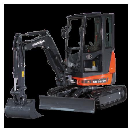 Mini-excavator ES-35 ZT
