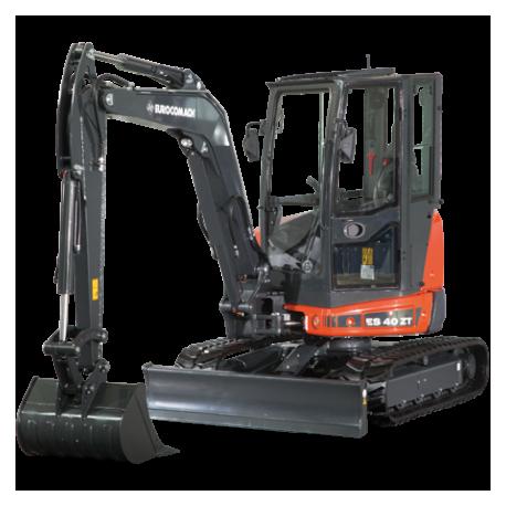Mini-excavator ES-40 ZT