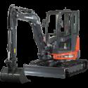 Mini-excavator Eurocomach ES-40 ZT