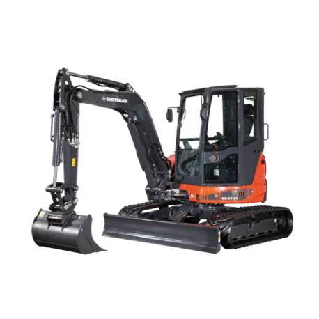 Mini-excavator ES-57 ZT