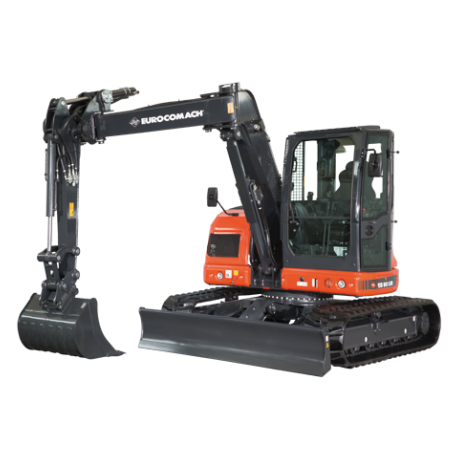 Mini-excavator ES-90 UR