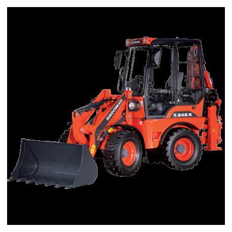Buldo-excavator E-245 K