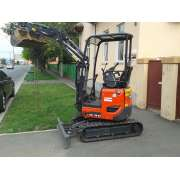 Mini-excavator Eurocomach ES 18 ZT