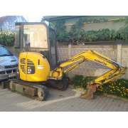 Mini-excavator compact Komatsu PC 20 MR second hand