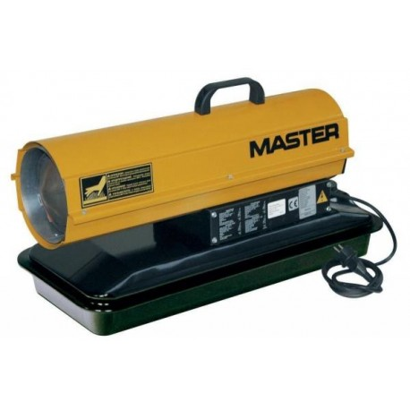Generator de aer cald cu ardere directa MASTER B 35 CED