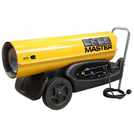 Generator de aer cald cu ardere directa MASTER B 180