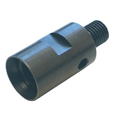 "Adaptor M16 cu filet - R 1/2"" mufa rapida pentru carote diamantate DBK L10"