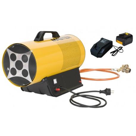 Generator de aer cald pe gaz MASTER BLP 17 M DC - fara acc