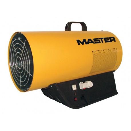 Generator de aer cald pe gaz cu pornie electrica MASTER BLP 73 E