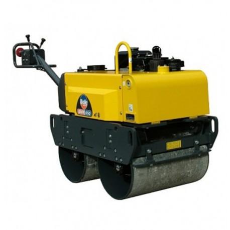 Clindru compactor Belle BWR 650