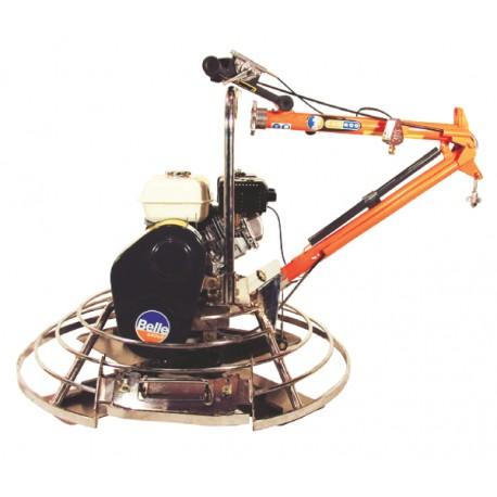 Slefuitor de beton Belle Pro 1200M Honda - maner pliabil