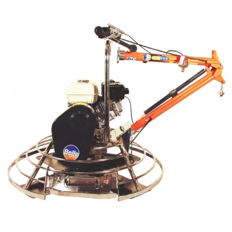 Slefuitor de beton Belle Pro 1200M Robin - maner pliabil