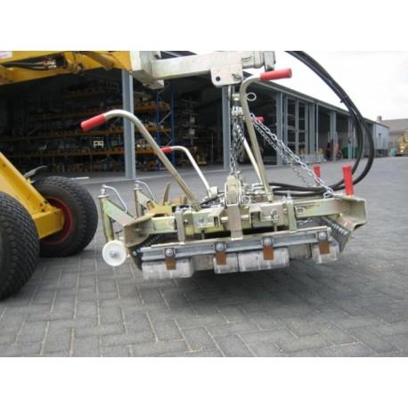 Instalatie hidraulica cu clame HVZ
