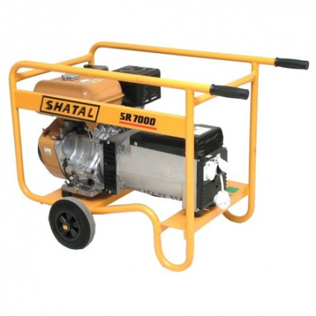 Generator de curent Euro Shatal SR7000T