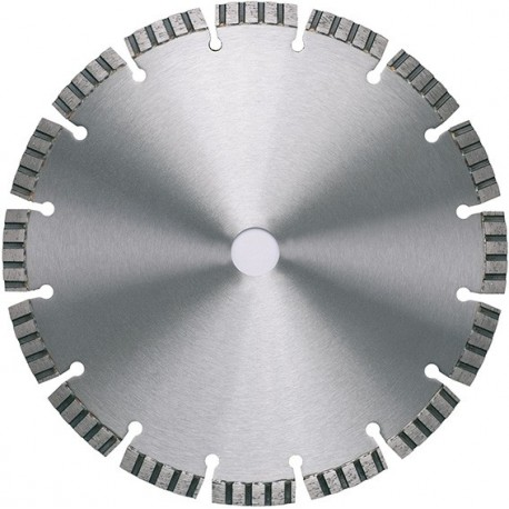 Disc diamantat TLG 10 Premium - beton, beton armat, caramizi, piatra naturala, piatra artificiala, placi de gips