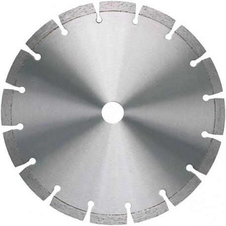 Disc diamantat BU 10 Premium - beton, beton armat, clinker cu duritate medie, caramida rosie