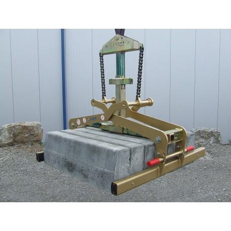Gheara de prindere pentru prefabricate din beton FTZ-MULTI-15