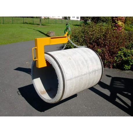 Carlig pentru instalarea de conducte RLH 1