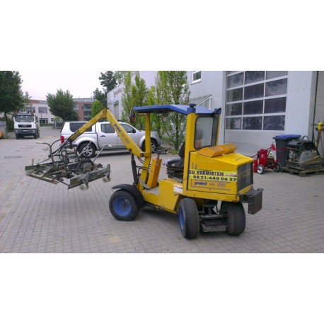 Masina pentru montat pavele Probst VM 203 - second hand
