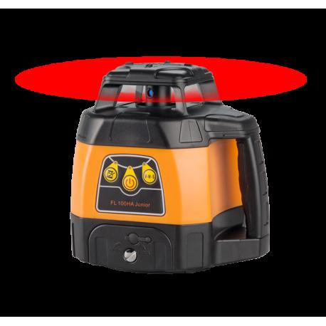 Nivela laser rotativa FL 100HA Junior laser rosu