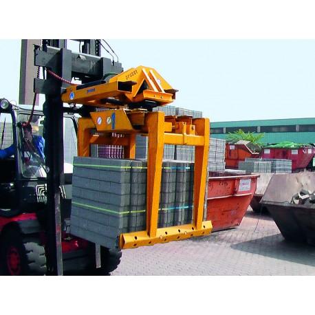 Dispozitiv de prindere pentru motostivuitor STAZ-S-1200 unigrip I