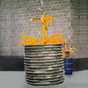 Dispozitiv de prindere pentru cofraje metalice UMG 60/150
