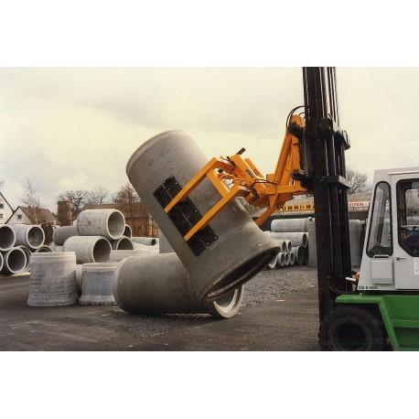 Dispozitiv de rotire a conductelor de beton UG-4.5