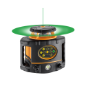 Nivela laser rotativa FLG 260VA-Green - reglare automata, laser verde