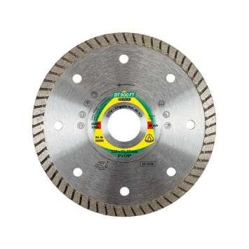 Disc diamantat Klingspor DT 900 FT Special 125x22.23 mm