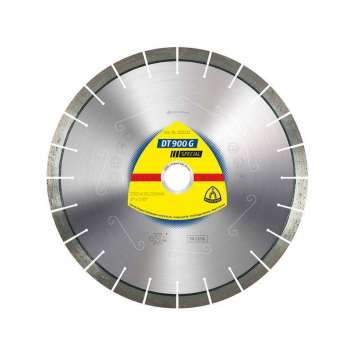 Disc diamantat Klingspor DT 900 G Special 125x22.23 mm