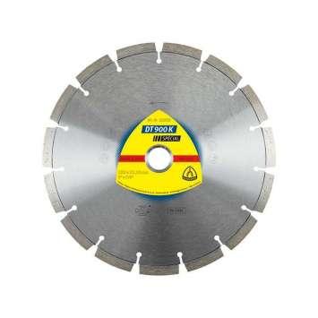 Disc diamantat Klingspor DT 900 K Special 125x22.23 mm
