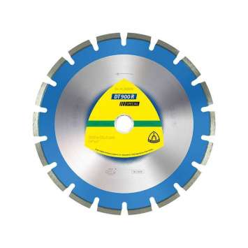 Disc diamantat Klingspor DT 900 R Special 450x25.4 mm