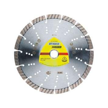 Disc diamantat Klingspor DT 900 U Special 125x22.23 mm