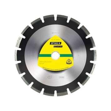 Disc diamantat Klingspor DT 902 A Special 400x25.4 mm