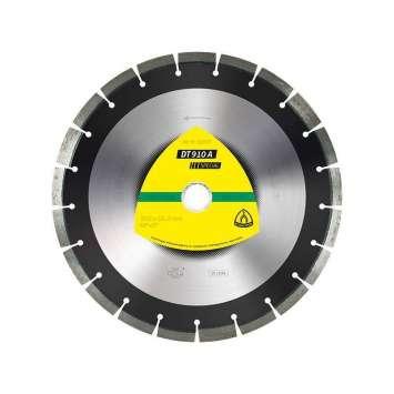 Disc diamantat Klingspor DT 910 A Special 400x25.4 mm