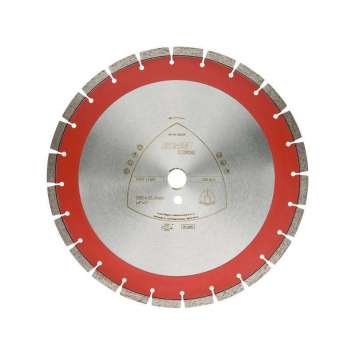 Disc diamantat Klingspor DT 910 B Special 300x25.4 mm