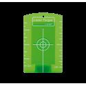Tabla-tinta magnetica - laser verde