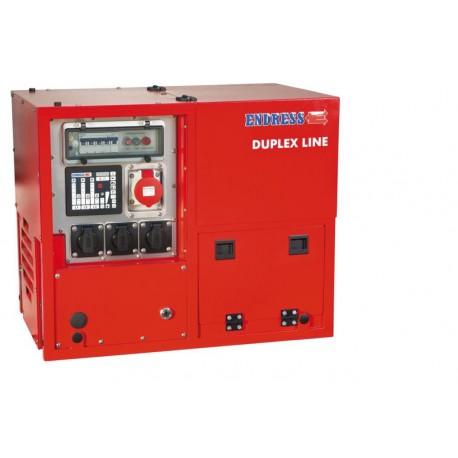 Generator de curent ESE 608 DHG ES DI DUPLEX Silent
