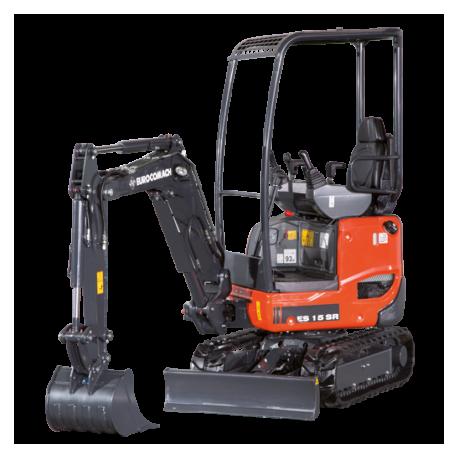 Mini-excavator ES 15 SR
