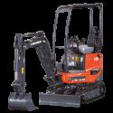 Mini-excavator Eurocomach ES 15 SR