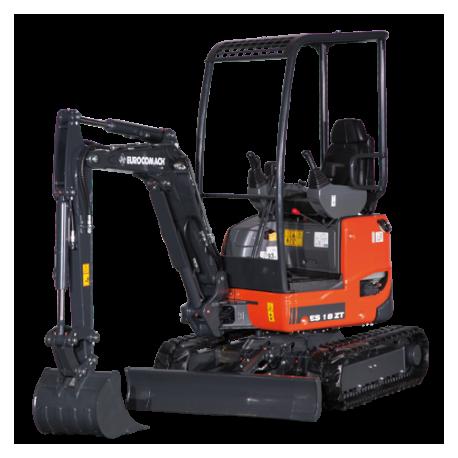 Mini-excavator ES-18 ZT