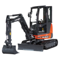 Mini-excavator Eurocomach ES-28 ZT