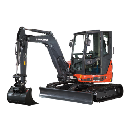 Mini-excavator ES-50 ZT
