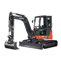 Mini-excavator Eurocomach ES-57 ZT