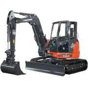 Mini-excavator ES-85 ZT
