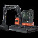 Mini-excavator Eurocomach ES-85 SB