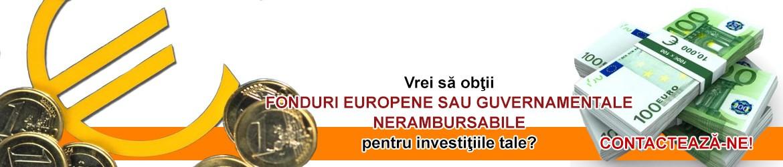 Fonduri europene si guvernamentale nerambursabile